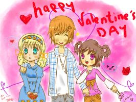 Valentines DAY Pic. by Ria-tan