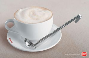 Wimpy Mega Coffee - Ladle by Obey-Your-Muse