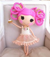 Lalaloopsy crochet clothes by choucream