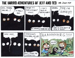 Adventures of Jeff and Ted pt8 by Seal-of-Metatron