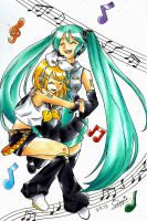 Music Together by suppiechan25