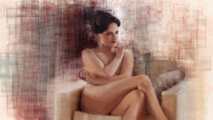 Irene Adler, 'The Woman' by RussianVal