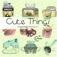 Cute Things by Coby17