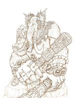 Ghangdesh mystic by Archaia