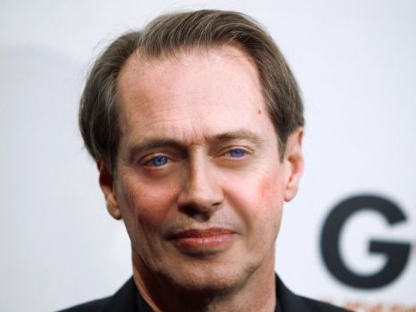 After photo- Steve Buscemi by bongupper