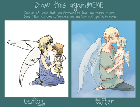 Draw this Again by ChocoHal