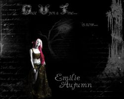 Emilie Autumn Wallpaper 02 by xAikaNoKurayami