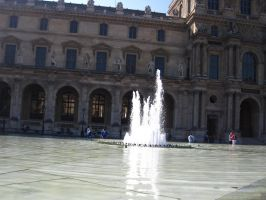 PARIS: At the Louvre 07 by beekay84