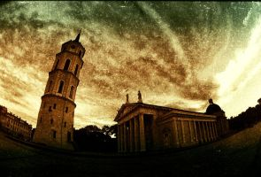 cathedral by unspent