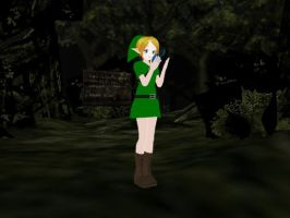 [MMD] Young Link {DOWNLOAD AVAILABLE!!} by FullmetalHeartedGirl