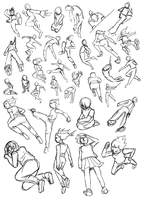 Pose dump by Inui-Purrl
