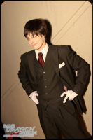 Roy Mustang by lordofflowers