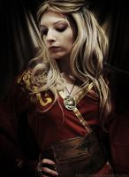 Cersei Lannister by IssssE