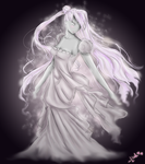 Ghostly Princess by twilinympho