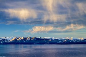 Tahoe Sky. On a Monday. by sellsworth