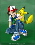 .:POKEMON - Friends Forever:. by carriepika