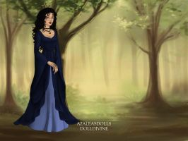 Desmoira Lord Of The Rings Style by LadyDesmoria