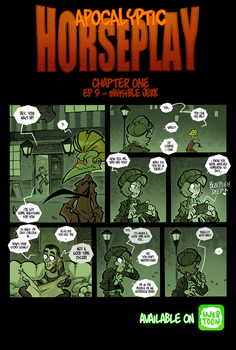 Apocalyptic Horseplay - CH1 Ep9 by Boredman