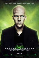 Lex Luthor Poster # 2 - Batman V Superman (2016) by CAMW1N