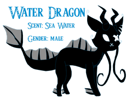 Water dragon - REF by ErythraPyralis