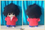 Warm Bodies - R mini plush by Kai45