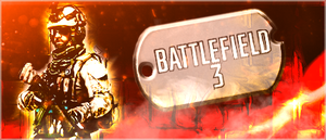 Battlefield 3 Dogtag by xTiiGeR