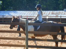 riding lesson - may 20, 2012 by xxtheSilent