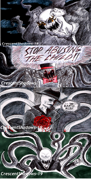 Their Rage-Slender Brothers by crescentshadows19