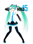MIKU15 DOWNLOAD! by MMD-MCL
