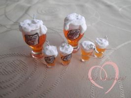 Butterbeer range by ilikeshiniesfakery