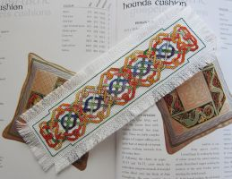 Finished BookMark B by Mattsma