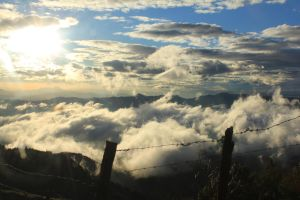 im over the clouds by fckroberto69
