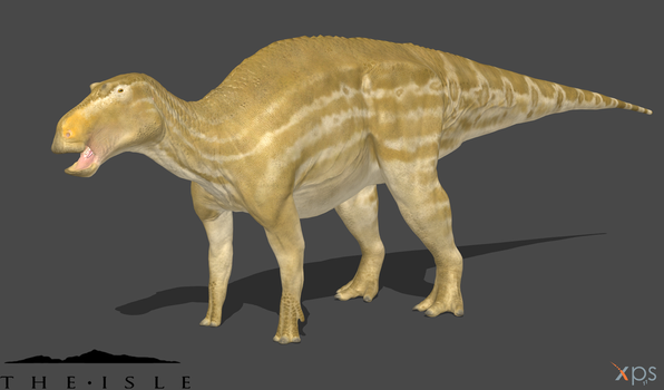 [The Isle] Default Maiasaura by Phelcer