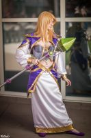 Jaina Proudmoore by MissKaviPech
