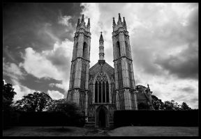 St Michaels Church by grimleyfiendish