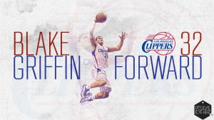 Blake Griffin HD Wallpaper by Chadski51