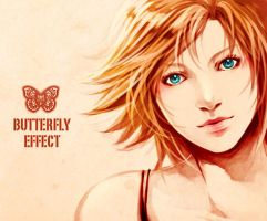 BUTTERFLY EFFECT by Ecthelian