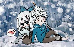 Snow And Jack  by AkI-cHanx3