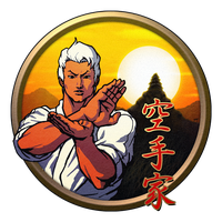 Karateka by Jiggeh