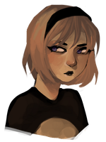 Rose Lalonde by Sermnae
