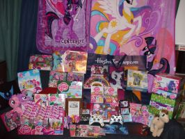 My Collection Picture One by Quigon777