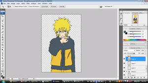 .Project Naruto II by Eurekax9