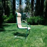 Green Garden Chair by Cooper3
