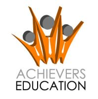 achievers education logo by sidath