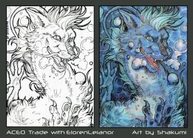 ACEO Trade 02 by SHAKUMl