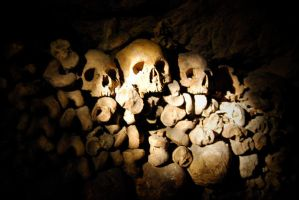 catacombs by beckawalley