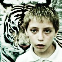 Boy and Tiger by tithta