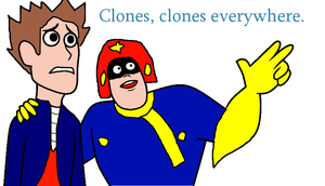 Clones, Clones everywhere by RickWheeler