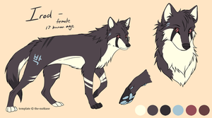 Irod ref by VictoriWind