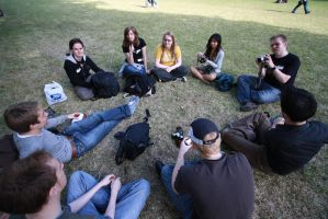 Geek Circle by maxwell-heza